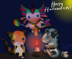 Happy Early Halloween by McFleury917