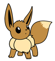 Eevee :) by bee-1