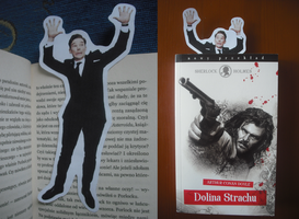 Benedict Cumberbatch Bookmark by Xijalle