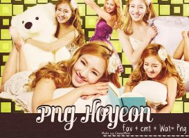Hyo PNG by ChangMine99er