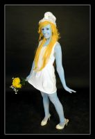 Smurfette by Cult-Clueless