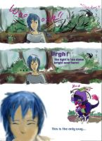 DW Event: L Vs C pg 1 by Sola-Alona