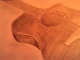 Guitar by FlyingColors68