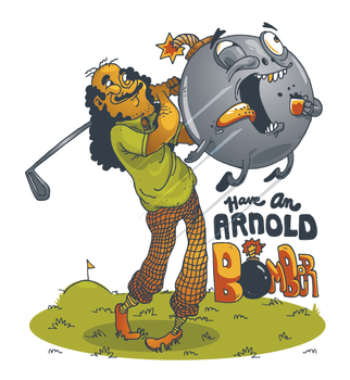 Arnold Bomber by artisticpsycho87