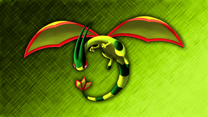 Flygon Wallpaper by Glench