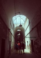 Down the Cell Block by sandyandi146