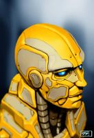 Robo Bust by letopenn