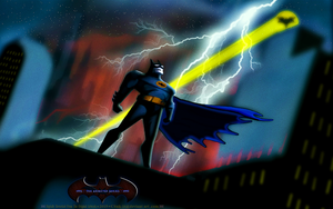 BATMAN ANIMATED SERIES by CSuk-1T