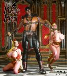 The Black King by BDAndrogyne