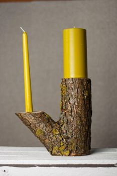 candlestick by headmade