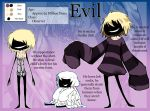 Observer: Evil Refrence Sheet by Chibi-Works