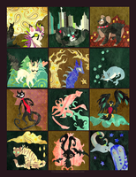 Holiday Gift Quilt by IceandSnow