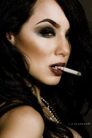 Social smoker by LIZZYBPHOTOGRAPHY