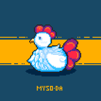 Chicken by mySo-Da