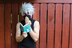 Kakashi you dirty dog by Dylanlrogers