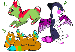 Cash Adoptables Offer ::OPEN:: by finchfluff