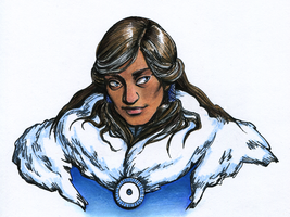 Korra, Age 50 by characterundefined