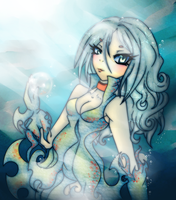 Underwater Sight by gingie-lily