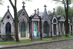 Pere lachaise Stock 117 by Malleni-Stock