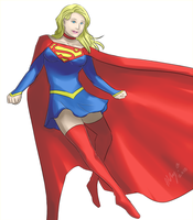 Supergirl by Colours07