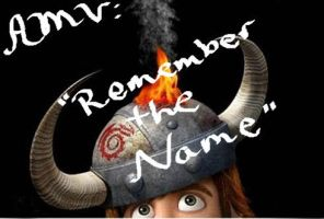 HTTYD AMV: Remember the Name by danidanidanig