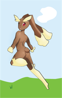 Do the Bunny Hop by widward