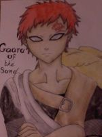 Gaara of the sand by Ava-night