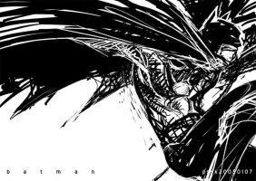 Batman by PsychedelicMind