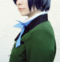 BB: ciel phantomhive by loonyclown
