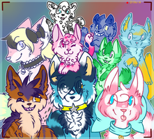 Family Photo .:GP:. by QueenEgg