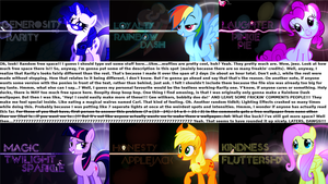 Shiny-shiny pretty lights wallpaper pack. by Clueless313