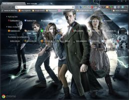 Doctor Who 2nd Part by SPCM2011