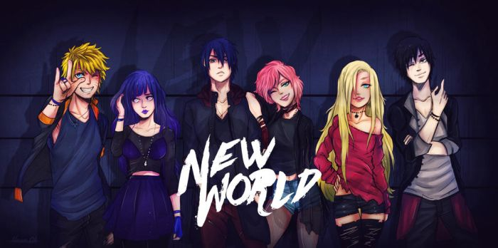 NEW WORLD COMEBACK!! by NEW-WORLD92
