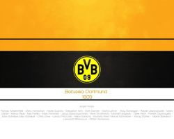 Borussia Wallpaper by TheVeee