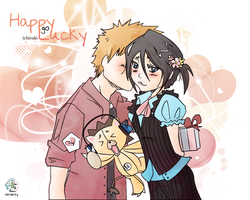 Ichiruki - Happy Go Lucky by Aerobrisy