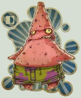 Patrick Star by spundman