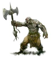 Savage Orc by ortizfreelance
