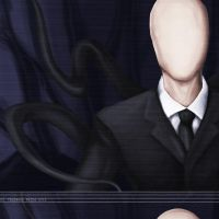 Slender Man - Alt B by mid-nightmare