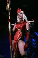 Whitemane by KaoriNight