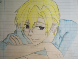 Tamaki Suoh by aanglove