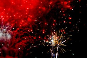 Fireworks by Sotographi