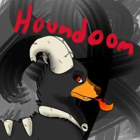 Houndoom by Cierue