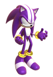Darkspine Sonic by Cyberphonic4D