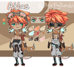 Atlas Mini Ref by ButterflyBandit