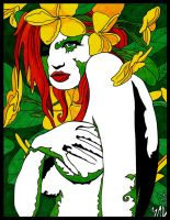 Poison Ivy by OdditiesByErnie