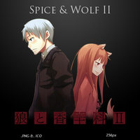 Spice and Wolf II - Anime Icon by duckne55