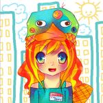 Perry the Platypus by sefaa3