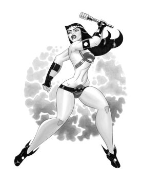 Barda Commission by comixmill
