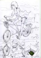 Bicycle ride 1 by NomaxXN