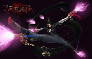 Bayonetta: Art Contest by E-Mann